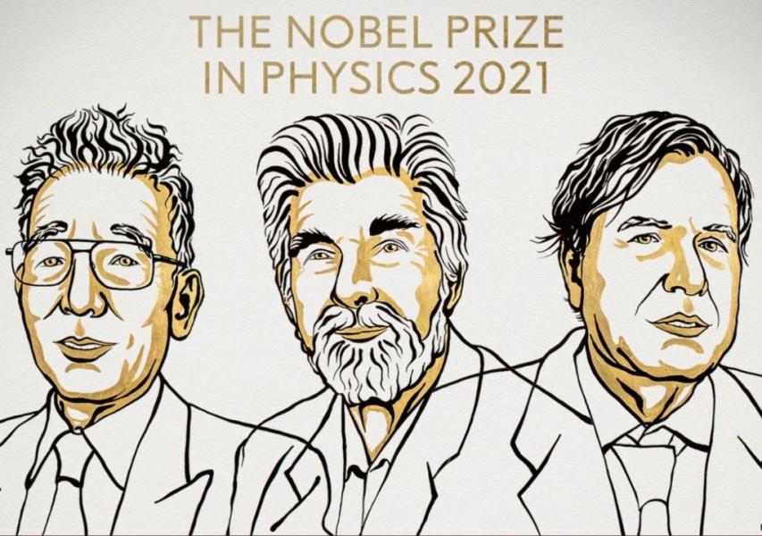 Premio Nobel de Física 2021